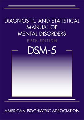 Cover of the DSM-5