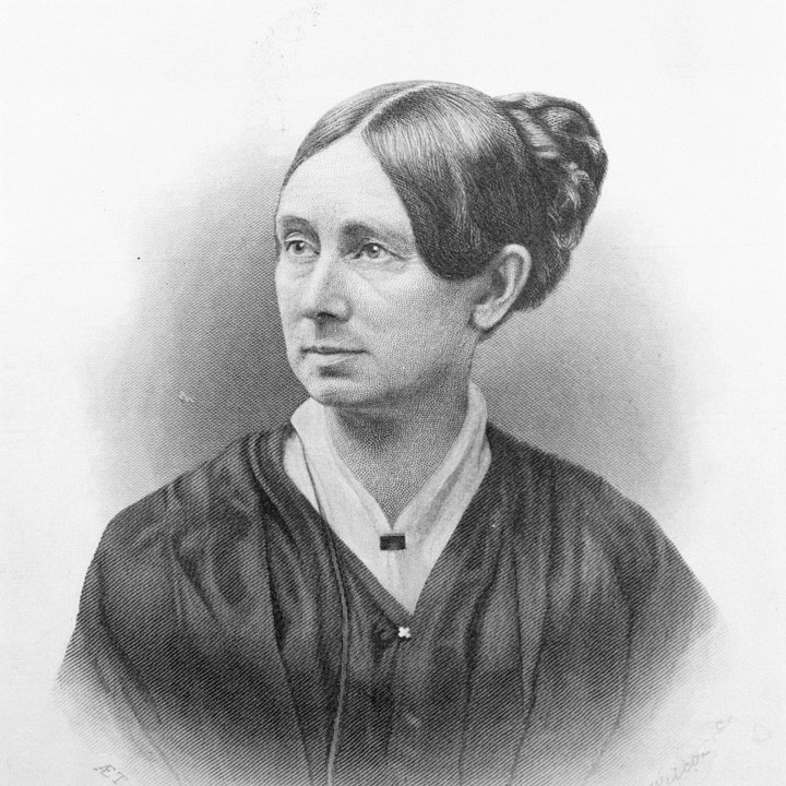 A photograph of Dorthea Dix