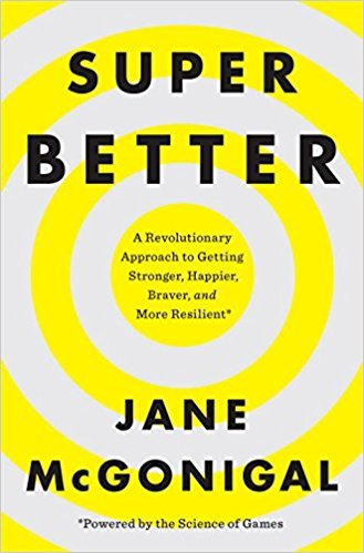 The cover of the book SuperBetter